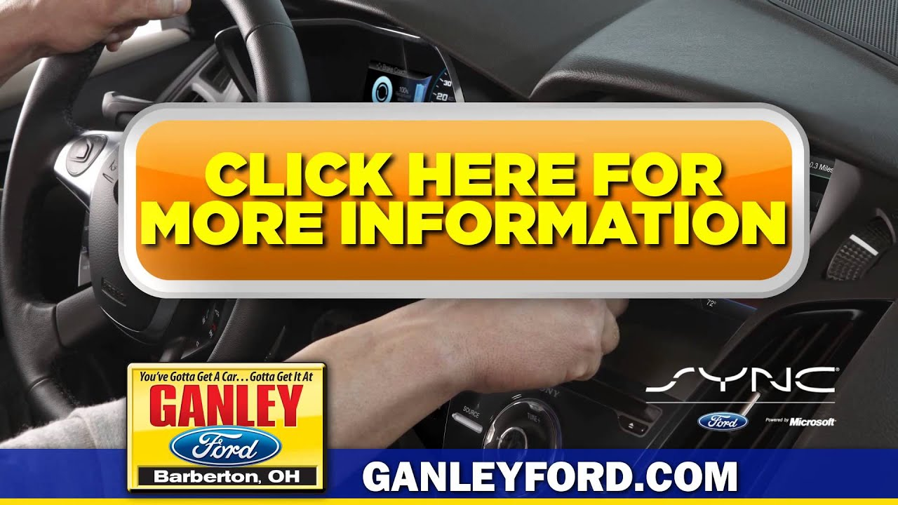 Ganley Ford Barberton >> 2013 Fusion From Ganley Ford In Akron Ohio