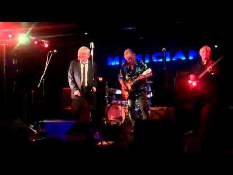 Mick Ralphs Blues Band 'Born Under a Bad Sign' @ The Musician, Leicester - 2/11/12