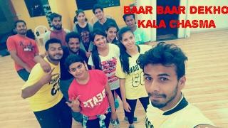 Kala Chashma | Baar Baar Dekho | Sidharth Malhotra Katrina Kaif | Badshah Neha Kakkar | Choreography