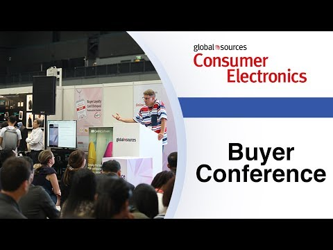 EU Goods Package & online retail - Consumer Electronics show conference
