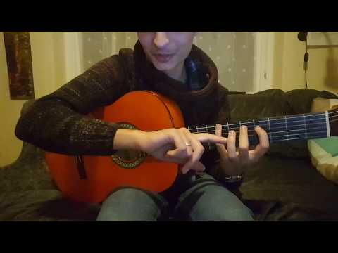 Gipsy kings - Inspiration - Rumba Flamenca - Nuevo Flamenco - Tutorial