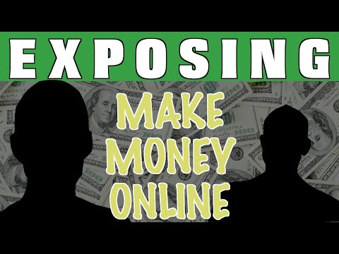 Exposing the How To Make Money Online Industry on YouTube