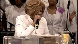 What is it That Keeps You Coming Back for More - Dorinda Clark Cole Part 6