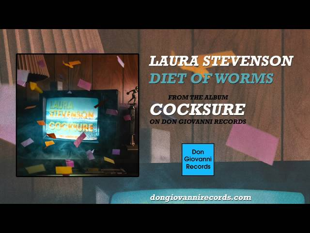 laura-stevenson-diet-of-worms-official-audio-don-giovanni-records