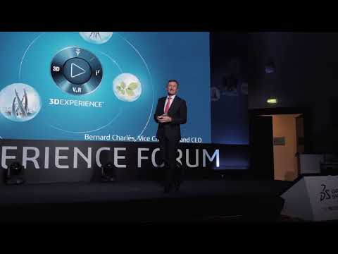 1 min. story | 3DS Dassault Systemes Forum 2017 Moscow