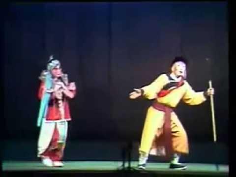 Traditional Chinese opera from 200BC(Shanxi,xi'an)秦腔【玉堂春】全本 上集 标清
