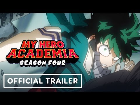 My Hero Academia season 4 unveils an epic action-packed trailer