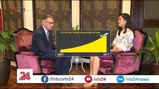"""Những """"tay chơi"""" đóng góp lớn vào tăng trưởng của hàng không Việt Nam - Tin Tức VTV24"""