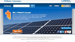 How to calculate AC energy kWh and savings of a solar photovoltaic system?