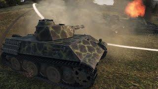 World of Tanks VK 28.01   2.762 DMG   2.048 EXP - Redshire