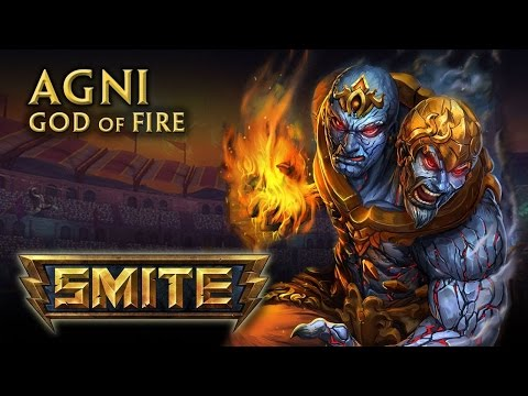 видео: Истории героев smite #1 (agni)