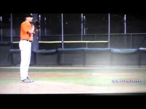 Adam Garcia 6ft 5in freshman pitching analysis