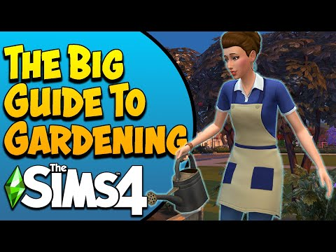 The Sims 4 Gardening Guide (Seasons/Base Game)