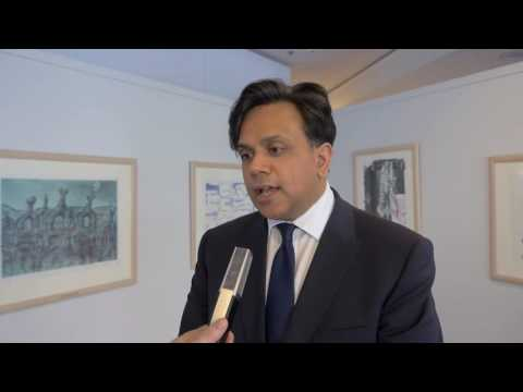Interview with Dr Anil Patel, Royal National Throat Nose and Ear Hospital