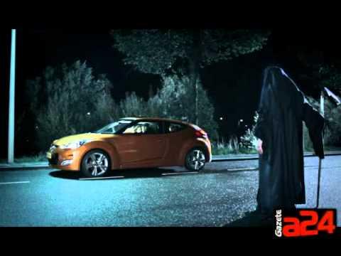 Hyundai Veloster reklam