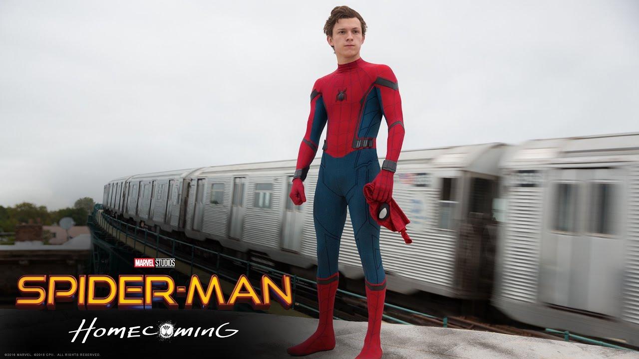 SPIDER-MAN: HOMECOMING. Tráiler Oficial en español HD. Ya en cines.