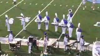 "Sound Of Silver Marching Band 2007 - ""Distorted"""