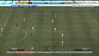 У FIFA 12 - онлайн-керівництво цілей складання тому. 5 (Реш. 5 - грудня. 14)