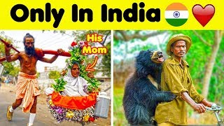 Things You Can Only See In India..🇮🇳