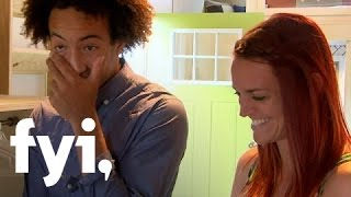 Tiny House Nation: Hydrect & Angela Tour Their New Home  S1, E4  | Fyi