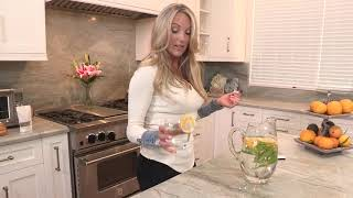 Ginger Lewis - Healthy Tip - Stay Hydrated