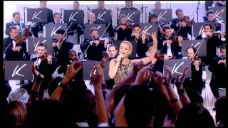 Kylie Minogue  Cosmic  Live The Kylie Show 3/9 2007 HD 720p