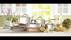 Review of Better Homes and Gardens Tri-Ply Clad Stainless Steel Cookware