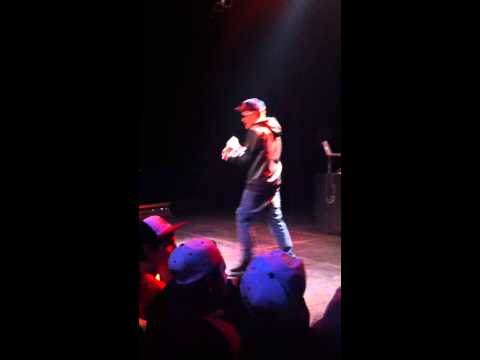 Goody @ The Garrick w/ Kid Ink, Young Kidd
