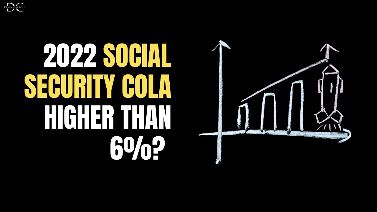 20 Social Security COLA [HIGHER THAN 20😮 🔥 ]