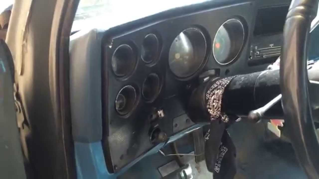 How to check your speedometer cable in chevy pickup c10