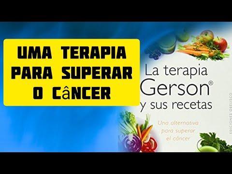 TERAPIA DE GERSON PARTE 1 - YouTube