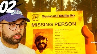 THERES A MISSING PERSON!! | Firewatch - Part 2