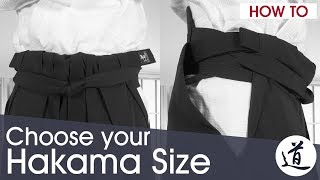 How to Choose your Hakama Size for Aikido, Iaido & Kendo - Comprehensive Guide