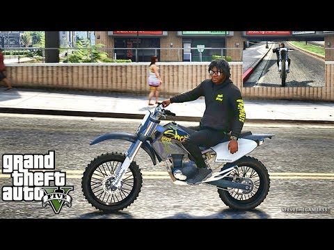 GTA 5 MOD #226 LET'S GO TO WORK!! (GTA 5 REAL LIFE MOD) ROAD TO 800K