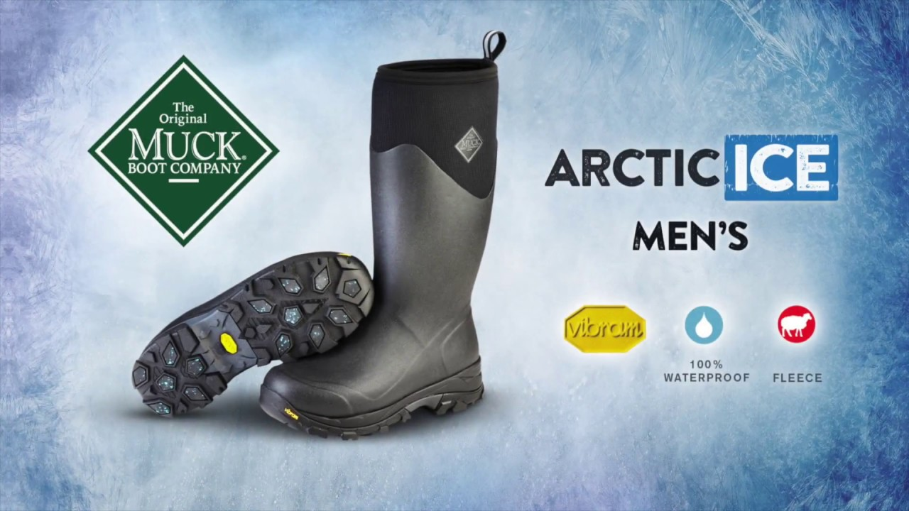 professional high quality materials best sale The Men's Arctic Ice Boot | The Original Muck Boot Company