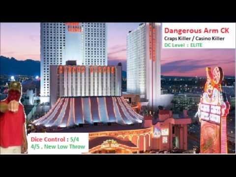 """Craps (DC) Dangerous Arm    """" 11 RIPS """" !!! Big $$$$"""