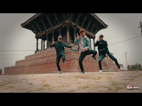 NEPAL 🔥 Man Magan - DANCE PLUS 4 - Deepak Bajracharya, Heman Gurung Choreographer Ft Rapido Chapz