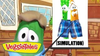 VeggieTales | Pants | Veggie Tales Silly Songs With Larry | Silly Songs