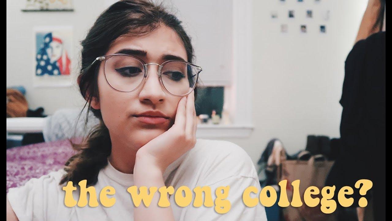 regret college decision