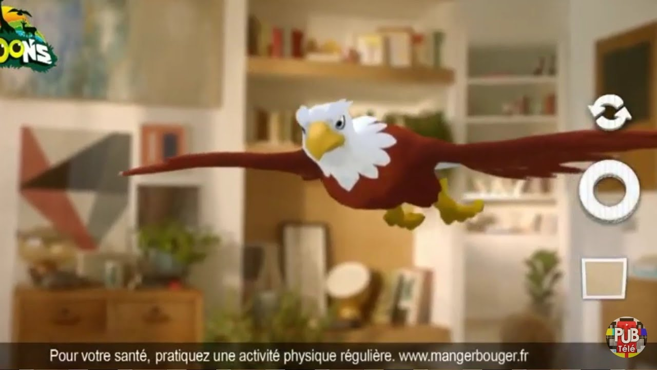 """Musique de la pub Kinder Surprise Applaydu – aigle """"donnez vie aux surprises de vos enfants""""  Juillet 2021"""