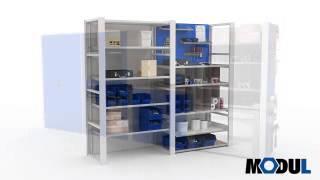 Модульные системы хранения MODUL(Предназначены для оборудования профессиональных автомобильных мастерских, участков сборки конвейерного..., 2013-01-17T05:50:12.000Z)
