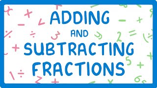 How to Add aฑd Subtract Fractions #11