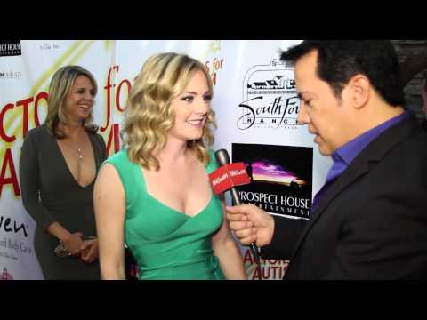 Stefi Brass talks beauty and her involvement at Actors for Autism