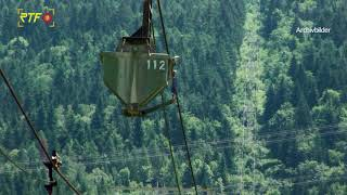 Holcim erneuert Seilbahn auf den Plettenberg