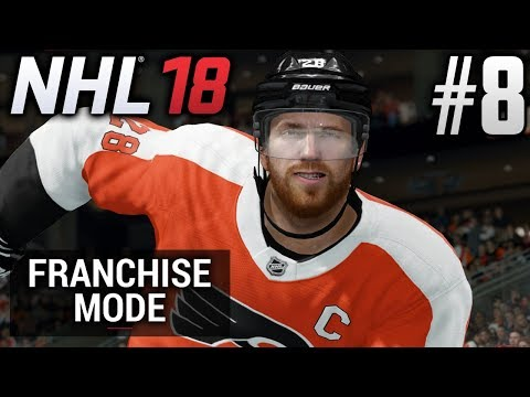 NHL 18 Franchise Mode | Philadelphia Flyers | EP8 | DO I HAVE A SHOW FOR YOU... (S2G1)