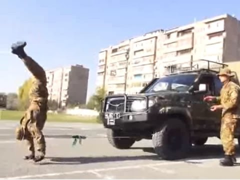 Армянская Армия. Бойцы спецназа/Armenian Army Special Forces