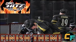 "NHL Hitz 2003 - Franchise #1 ""The Game That NEVER ENDS"""