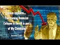 THE COMING FINANCIAL COLLAPSE IN THE US IS PART OF MY CLEANSING ❤️ Love Letter from Jesus