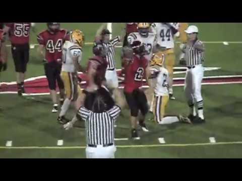 Deron Thompson 2010 Highlight Video