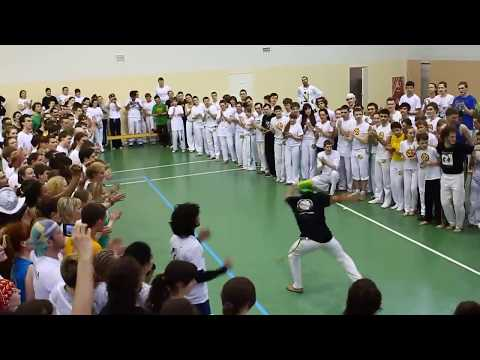 Acrobatic/capoeira. REAL BRAZIL